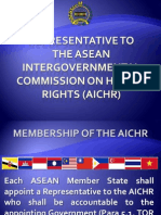 AICHR-National-Selection-Indonesia-2009