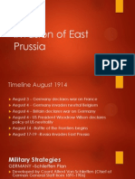 lesson 3 invasion of east prussia