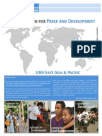 UNV East Asia & Pacific Newsletter