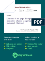 Todo Sobre Metamizol (Agranulocitosis y La Hipotension x Efect Adverso)