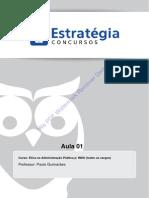 Etica - Aula 01(1)