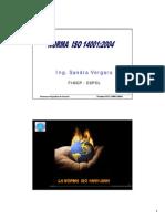 SGA  (Norma ISO 14001 2004)