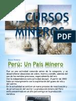 RECURSOS MINEROS