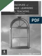 Douglas Brown - Principles of Language Learning and Teaching.PDF
