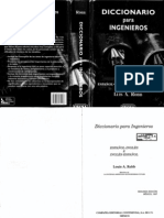 Diccionario Para Ingenieros 2da Edicion