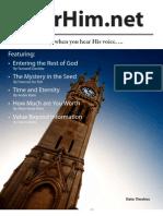HearHim Magazine 1