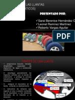 Proceso de las llantas (neumáticos)