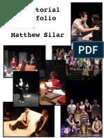 M.silar Directing Portfolio