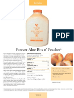 Forever Aloe Bits n Peaches 2 1