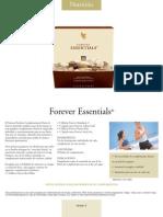 Forever Essentials SPA 5 1 1