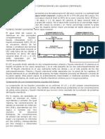 Volumenes y Composicion de Los Liquidos Corporales