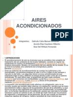 aires acondicionados- uso eficiente
