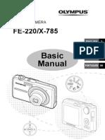 8c1911c411 Fe-220 X-785 Basic Manual en Fr Es Pt