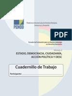 estado democracia ciudadanía acción política y desc 2
