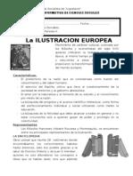 Ilustracion Europea