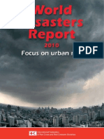 World Disasters Report 2010 - Focus on urban risk