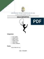 ALIMENTACIÓN DEL DEPORTISTA