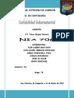 NIA 706