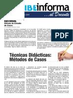 Ficha técnica de Análisi de casos