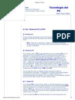 Sistemas FAT y NTFS