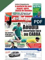 LE BUTEUR PDF du 02/08/2009