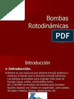 Bombas Rotodinámicas
