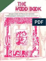 102042608 Rosewood Duo Book