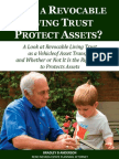 Does a Revocable Living Trust Protect Assets?