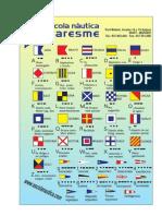 Codigo Internacional de Señales - CIS - PER - Patron de Yate - Morse - Banderas