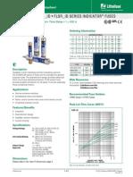 Littelfuse Fuse FLNR FLSR Datasheet