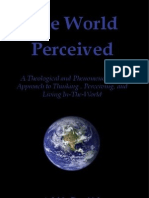 Phenomenology, Theology, and The World Perceived [BOOK]