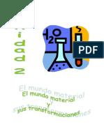 U2.La Materia y Sus Transformaciones .PDF