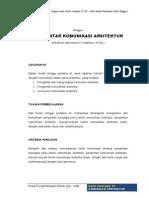 Pengantar Komunikasi Arsitektur.doc