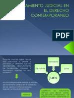 RAZONAMIENTO JUDICIAL EN EL DERECHO  CONTEMPORANEO.pptx