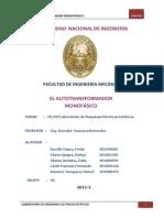 Informe Final LAB06 #5 ML223