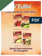 chef tellini soup packet data sheet