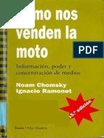 Como nos Venden la Moto - Noam Chomsky