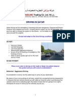 Driving in Qatar - at a glance.pdf