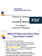 Post-ANOVA Comparison of Means.ppt