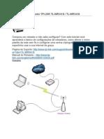 Configurando o Roteador TPLINK