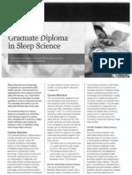 Brochure - Grad Dip in Sleep Science.pdf