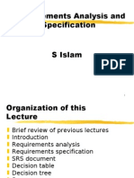 Requirements Analysis and Specification_L3