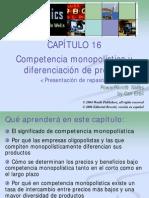 Competencia Monopolistica (Krugman)
