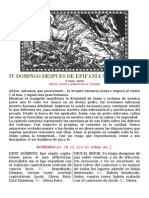 IV domingo post Epifanía transferido- PDf