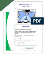 modul 2 - gerunds