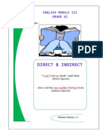 modul 3 - direct  indirect