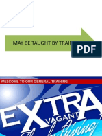 EXTRAVAGANT Training KIT OCTOBER 30 2013.ppt