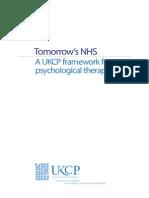Tomorrow's NHS UKCP Report.pdf