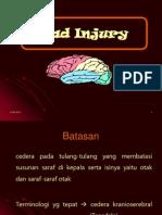 cedera kepala