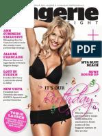 Lingerie Insight Magazine November 2011